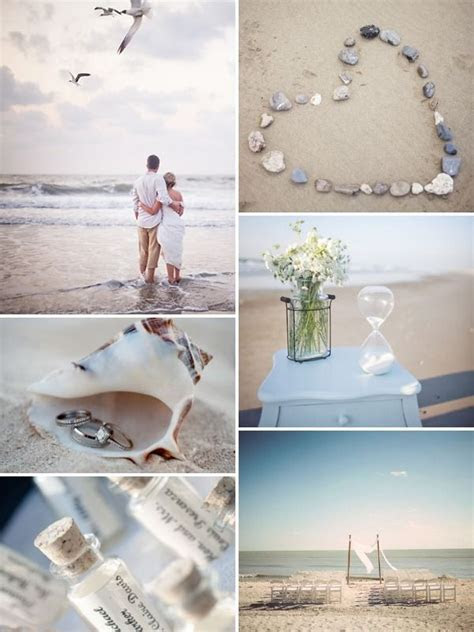 25  best ideas about Vow renewal beach on Pinterest