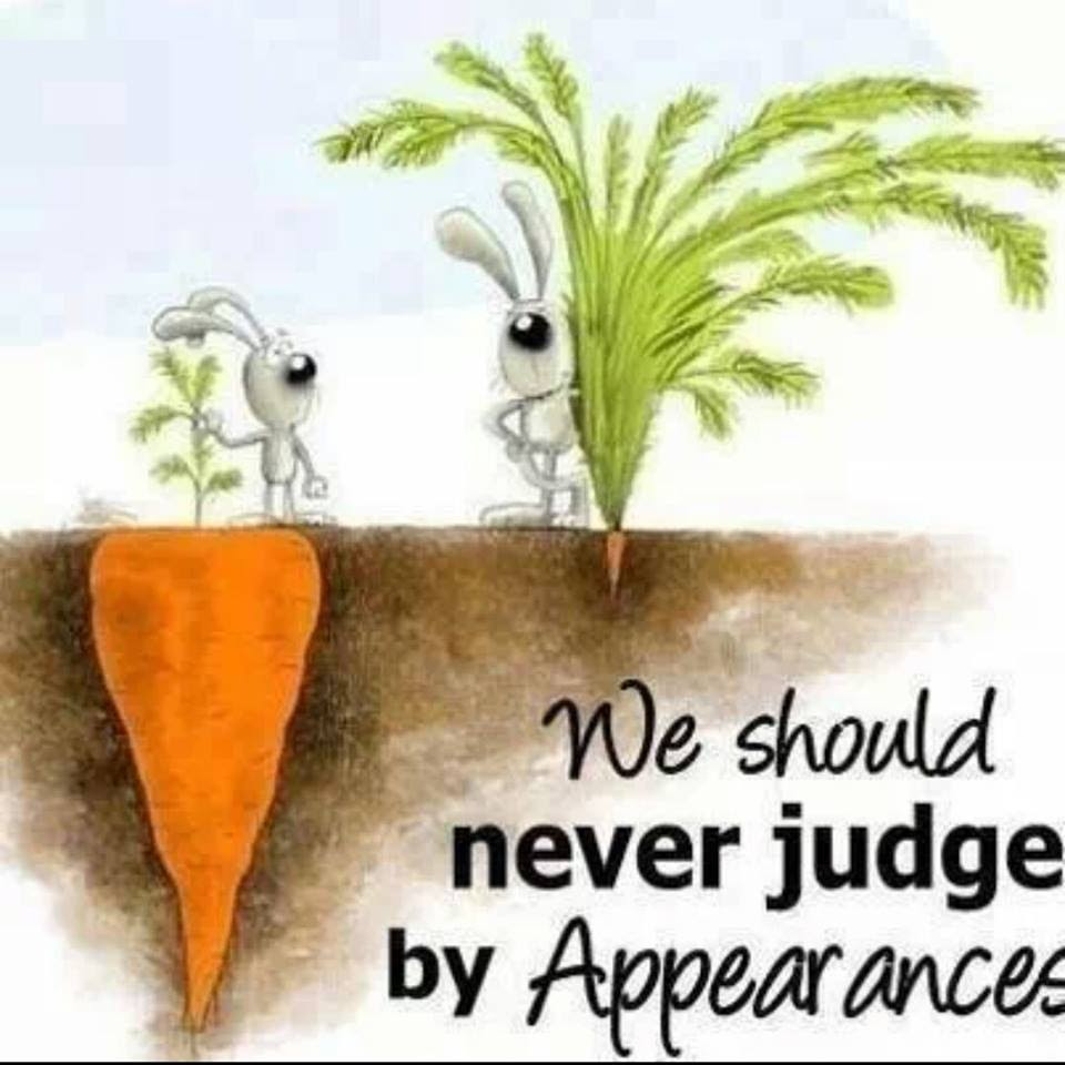 Quotes About Judging Appearance 25 Quotes