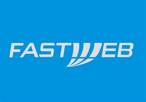 logo fastweb nulight creation
