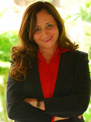 Gleide Santos (PMDB) foi eleita prefeita de Açailândia em 2012 (Foto: Divulgação/Prefeitura de Açaiândia)