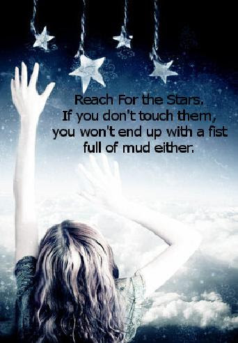 Reach For The Stars Image Quotation 8 Sualci Quotes