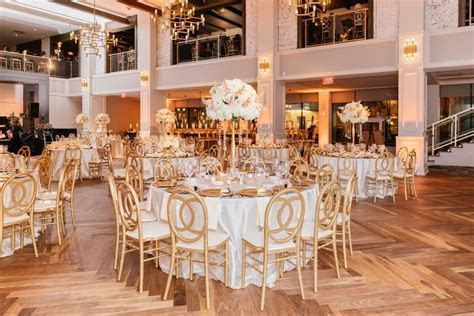 Peek Inside a Wedding at The Lucy, Cescaphe's Newest Venue