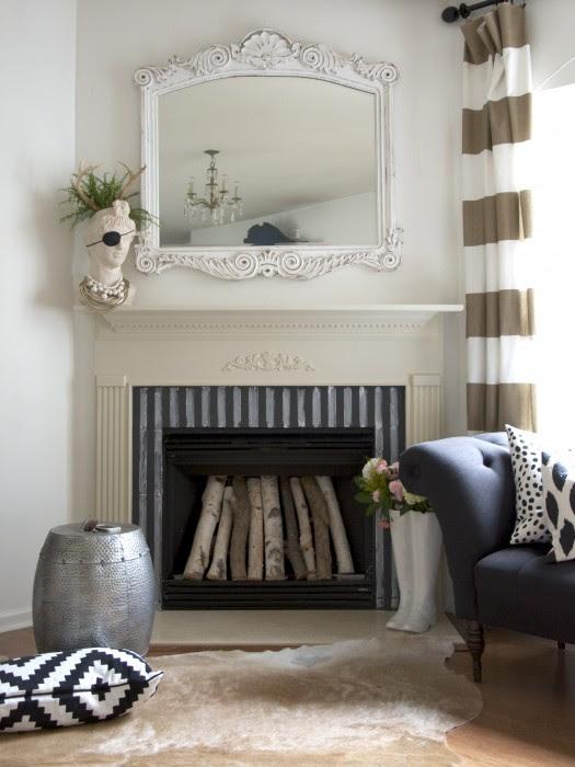 chakboard fireplace