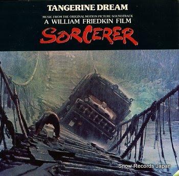 TANGERINE DREAM sorcerer