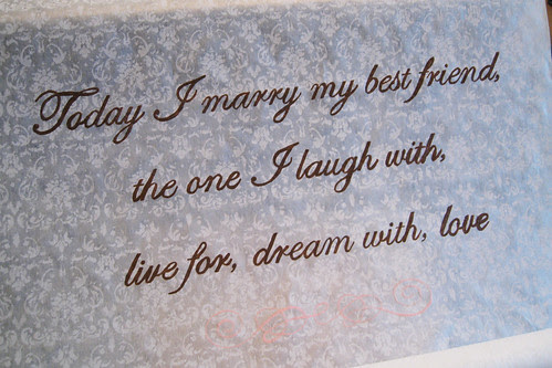 Today I Will Marry My Best Friend Quote Best Friend Quotes