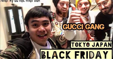 Thứ Sáu Đen Tối Black Friday tại Nhật