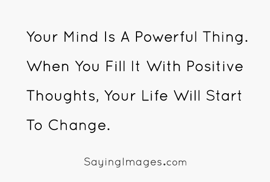 The Mind Is A Powerful Thing Quotes Good Online Businesses Ideas