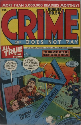 Crime Does Not Pay #54