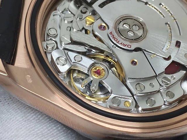 Rolex Daytona 4130 Movement Balance Wheel