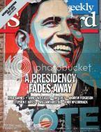 Obama Fades