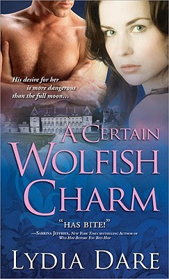 A Certain Wolfish Charm (Westfield Wolves, #1)