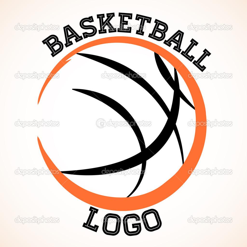 Basketball Design Graphic Vector Logo