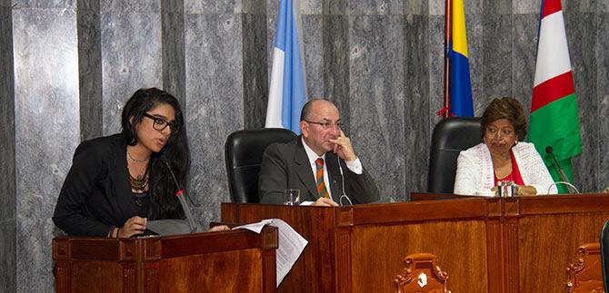 Concejales reconocen labor de la Administración en la implementación de la política pública de mujeres