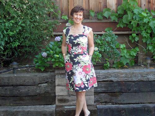 Cambie dress 11A