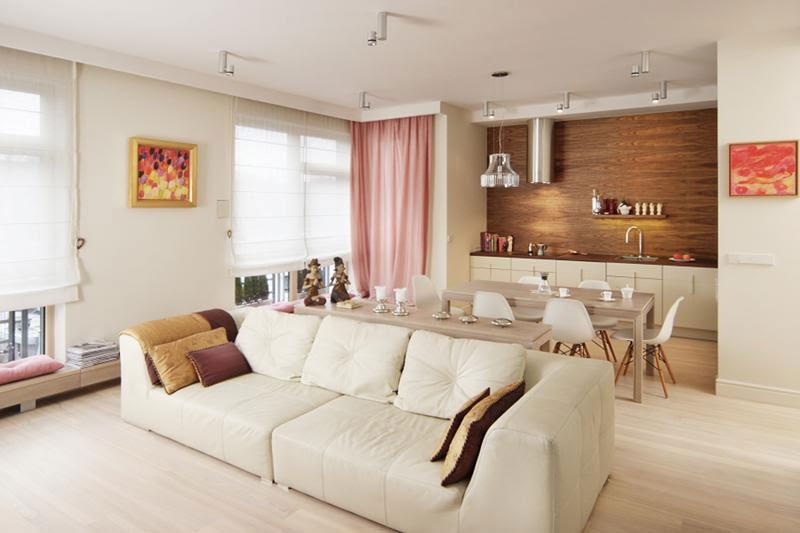Jokainentavallaan 20 Best Small Open Plan Kitchen Living Room Design Ideas
