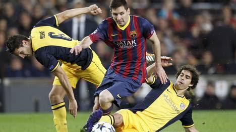 El secreto de Simeone para anular a Messi.