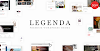 Legenda v3.5.1 - Responsive Multi-Purpose WordPress Theme