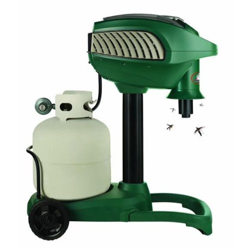 Mosquito Trap March 2012 reduce mosquitoes and biting insects from