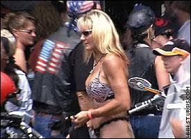 """John McCain Offers Wife For """"Miss Buffalo Chip"""" Topless Beauty Contest"""