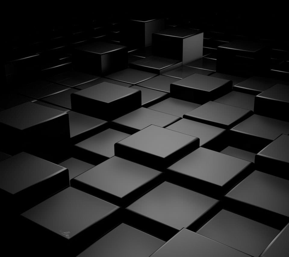 黒のかっこいい スマホ用壁紙 Android 960 854 Wallpaperbox
