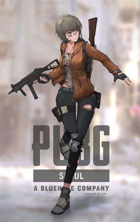 thaiog pubg player unknowns battlegrounds anime