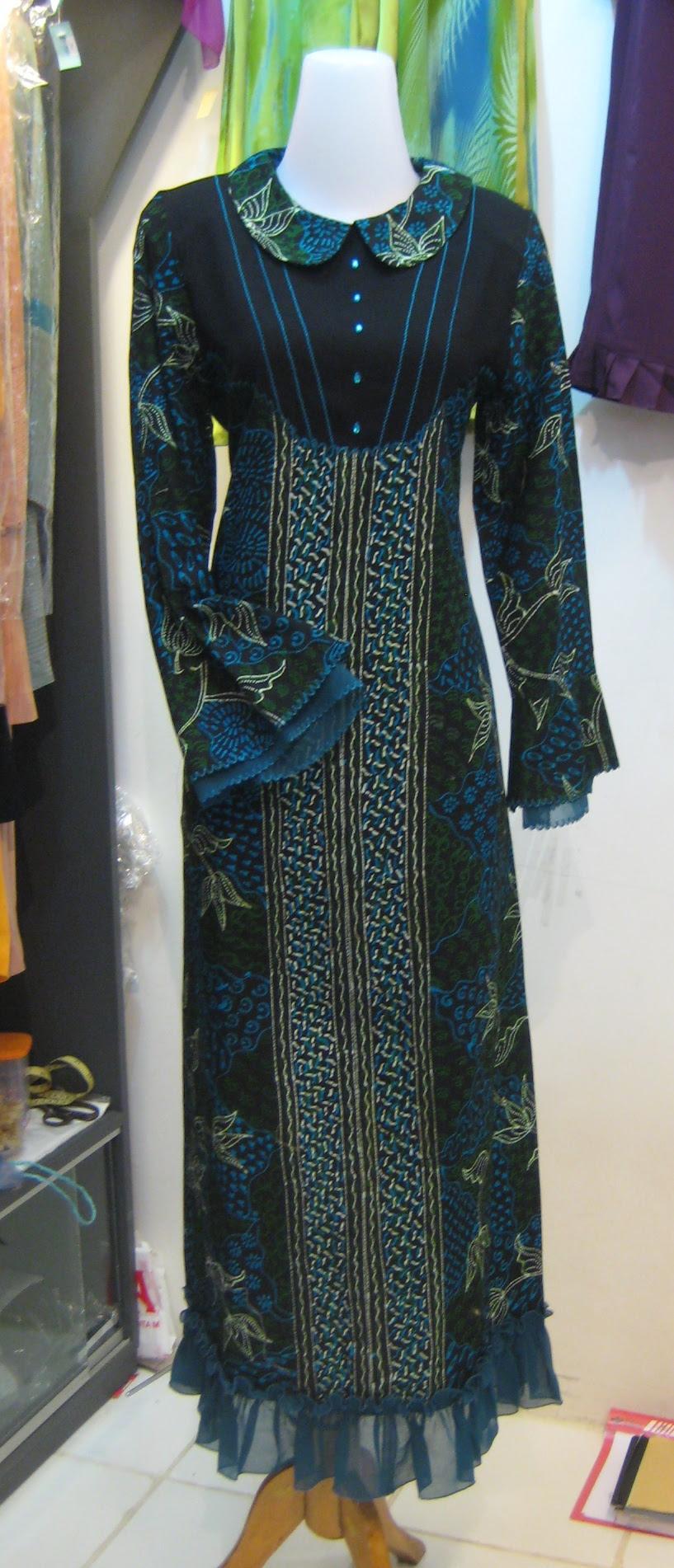 baju  batik gamis batik  batik murah model batik baju  gamis