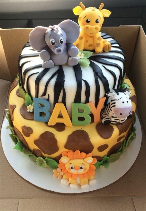 Best 25  Safari cakes ideas on Pinterest