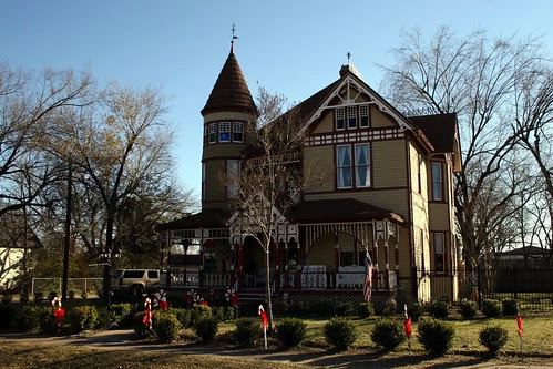 the haden house