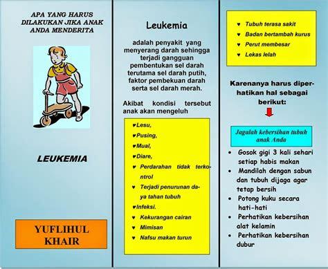 leaflet leukimia ebooks yuflihul khair
