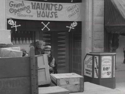 Our Gang Little Rascals Haunted House Hide Shriek
