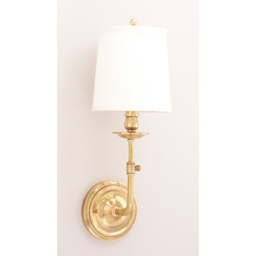 Wall Sconces B And Q : BELLADWELLA: DIY Brass Wall Sconces for USD 50 (2 of them!) and Nursery Update Pics