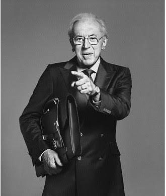 David Frost for Dunhill