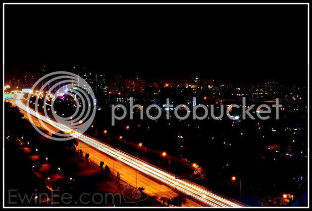 Long-exposure-NPE-highway