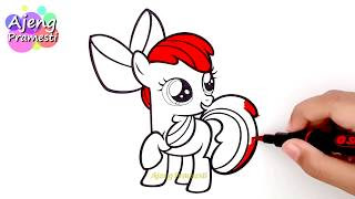 All Clip Of Menggambar My Little Pony Bhclipcom