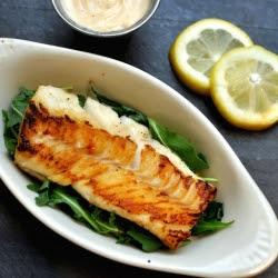Crispy Pan-Fried Fish