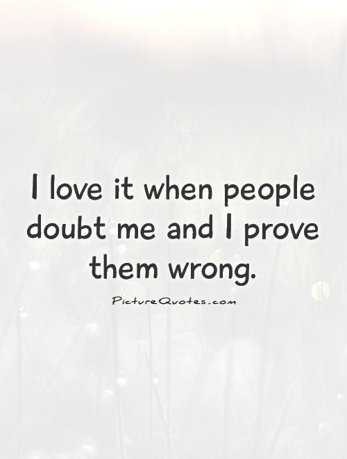 Doubt Quotes Doubt Sayings Doubt Picture Quotes