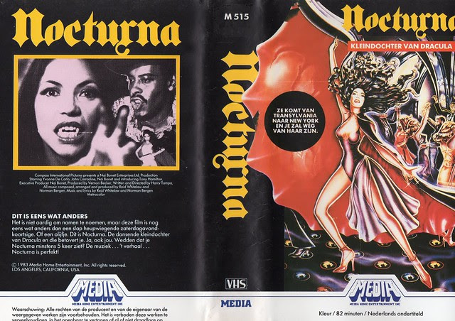 Nocturna (VHS Box Art)