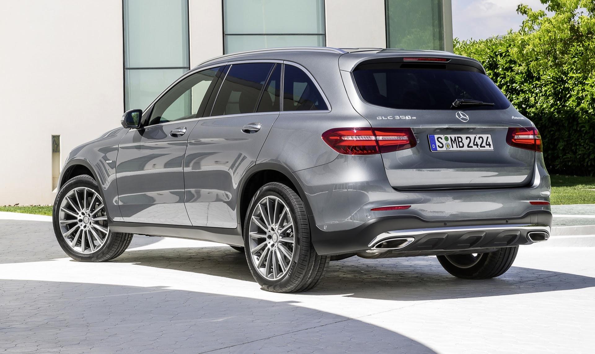 New Mercedes GLC SUV