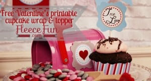 cup cake wrap true love featured