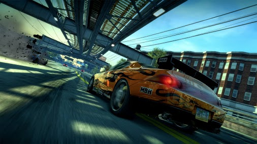 BURNOUT PARADISE™ REMASTERED, COMING MARCH 16 Burnout Paradise is available on PS4 and Xbox One from...