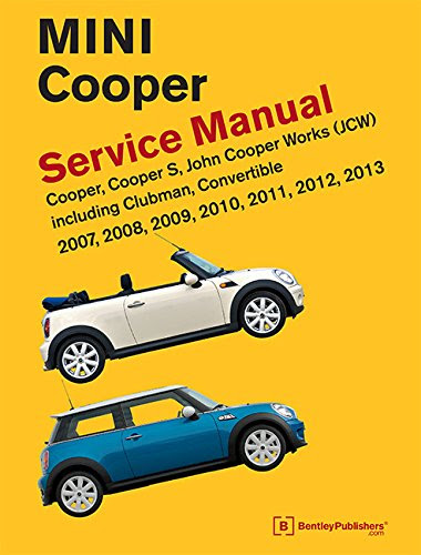 Zletronbooks   S153 Ebook  Pdf Download Mini Cooper  R55