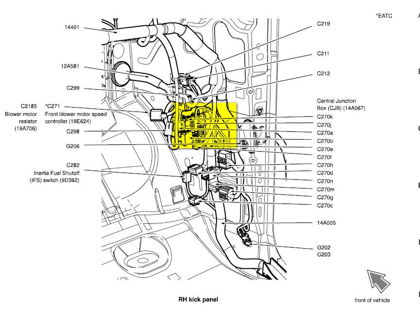 Ford F250 Serpentine Belt Diagram