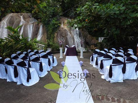 Destination: Ruins at the Falls, Ocho Rios!!!   Designs By