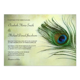 Peacock Wedding Invitations, 2600  Peacock Wedding