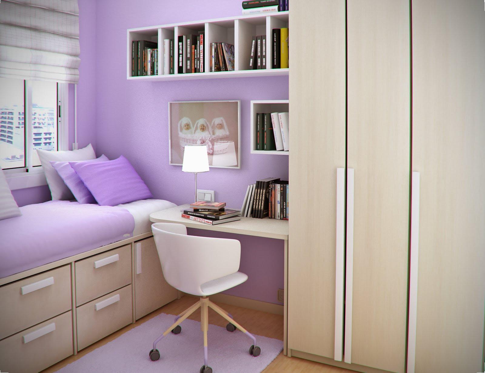 Small Bedroom Desks – HomesFeed