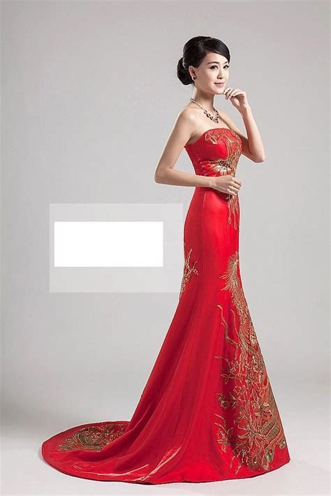 Wedding Dress Tube Top Evening Dress Long Design Short