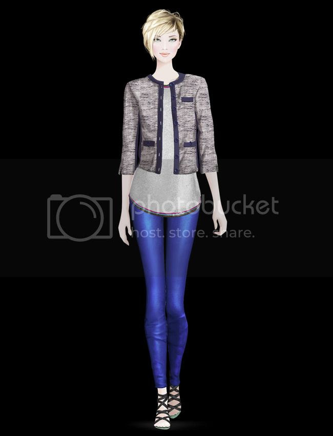 Lucky FABB West April 2013 Covet fashion app