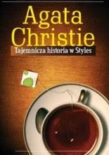 """Agatha Christie """" Tajemnicza historia w Styles"""""""