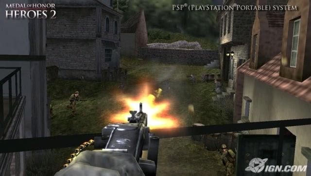 Medal of Honor Heroes 2 Screenshot