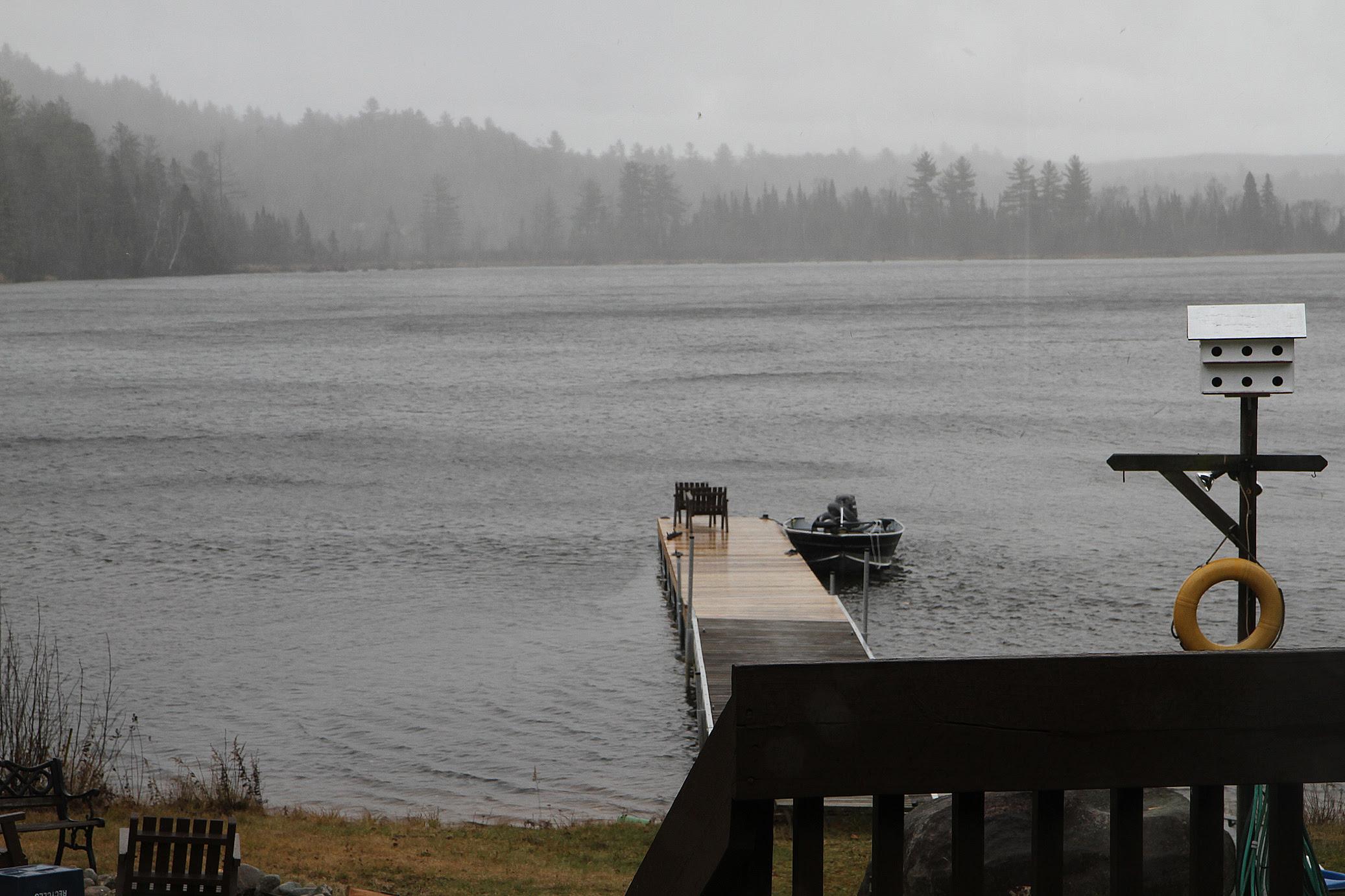 microburst lake